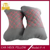 Форма косточки тускловатая полирует с подушкой шеи автомобиля вышивки