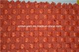 Tissu 100% de capitonnage de polyester pour le sofa/toile de présidence