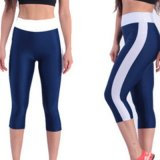 Yoga variopinta Leggings di Pants Custom Supplex di yoga di Custom per Women