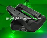 de la Gordo-Viga 1600MW luz laser 8lens de la araña roja de la Mover-Pista
