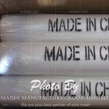 Maglia di stampa dello schermo del poliestere per stampa del lenzuolo