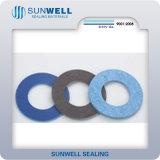 Gaxeta Center da borracha da fibra sintética de Sunwell da tomada