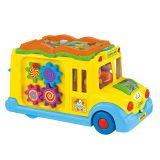 Carro a pilhas do brinquedo inteletual do barramento (H0895057)