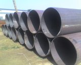 Tubulação de aço sem emenda para transportar o petróleo e o gás