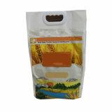 Vier Side Gusset Pouch Bag für Flour 5kgs