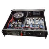 Amplificador de potencia profesional del poste del sistema del PA del Ab de la clase del OEM China