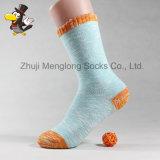 Configuration chaude de Madame Crew Cotton Socks Rainbow de vente dans le talon