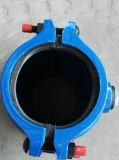 Morsetto P160, accoppiamento di riparazione del tubo, collare di riparazione del tubo, manicotto di riparazione del tubo di riparazione del tubo per PE, tubo del PVC, riparazione rapida colante del tubo