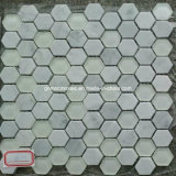 2016年のHexagonalの無作法なMarble Wall Mosaic
