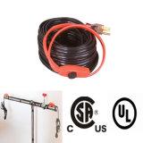 Câble chauffant de conduite d'eau des ventes directes 420W d'usine