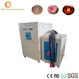 Máquina de tratamiento térmico de metal de inducción de frecuencia supersónica 120kw