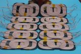 スマートな電話充電器のためのコイルの亜鉄酸塩