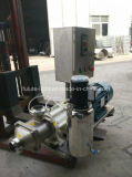 Pompe de transfert de gel d'acier inoxydable