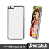 Tampa do telefone do Sublimation de Bestsub para a tampa positiva do iPhone 6 (IP6PR01C)