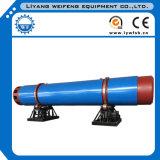 Secador de tambor rotatorio del serrín de los pedazos de madera de la alta capacidad