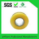 1280mm * 4000m BOPP acrílico amarillento Embalaje Jumbo rollo de cinta