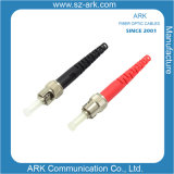 Conectadores ópticos de fibra (ST, SC, FC, MTRJ)
