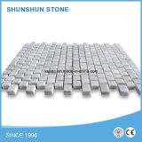 装飾のための白い大理石のモザイク