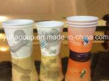 Einzelnes PET heißes trinkendes Cup (YH-L153)
