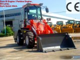 Mini Shovel Loader (HQ915) met Ce, Perkins Engine
