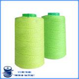 Amorçage de couture tourné par faisceau de polyester de qualité