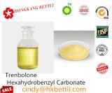 Carbonato esteroide de Trenbolone Hexahydrobenzyl del polvo