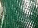 Штукатурка выбила покрынные отделкой алюминиевые листы катушек