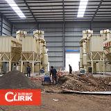 Máquina de moagem de caulim planta de processo com CE / ISO