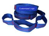 Porte les courroies personnalisées d'hamac de longueur avec des boucles réglables