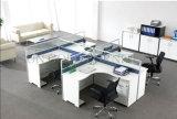 좋은 품질 모듈 칸막이실 가구 (SZ-WST755)를 위한 현대 사무실 워크 스테이션 분할