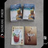 Cartões de jogo da lembrança de Bulgária em alimentos e em bebidas