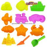 Deluxe Wanne - Strand-scherzt gesetzter Sand-Bewegungs-Sand-Spiel-Sand DIY Spielzeug-pädagogische Spielwaren