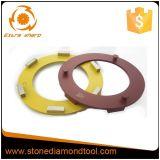 диск металла диаманта бетона 240mm меля с 3 штырями