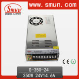 세륨 RoHS를 가진 350W 24V 14.5A Enclosed Switching Power Supply