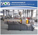 De tweeling Plastic Extruder van de Schroef voor de Granulator van EVA van de Samenstelling