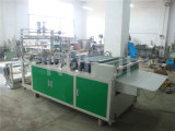 Ultrasonic Welding를 가진 옆 Sealing Plastic Garment Bag Making Machine