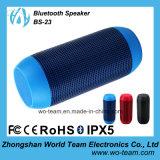 형식 민감한 Keystoke 사용 Bluetooth 휴대용 소형 스피커