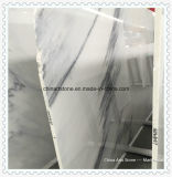 De Chinese Nieuwe Klassieke Witte Marmeren Plak van Onxy van de Jade voor Countertop of van de Muur Tegel