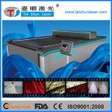 Tagliatrice d'alimentazione automatica del laser del CO2 del tessuto della fibra