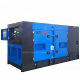 Conjuntos de generador diesel silenciosos de la potencia primera de la refrigeración por agua 304kw 380kVA de Yuchai
