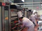 Печь Elctric 9 подносов роскошная для высокого классицистического магазина хлебопекарни