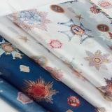 Ткань одежды Диамант-Формы напечатанная Organza