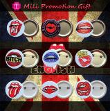 años 80 Music y Pin Badge Set de Bands Movies Image Plastic Button