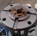 Válvula de porta de aumentação de Cuniform da haste do aço de carbono do GOST (z41h-16C)