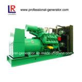 Generador Diesel 800 kVA Tipo silencioso con ATS opcional