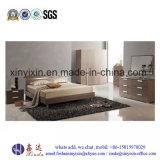Base de madeira moderna do jogo de quarto do hotel do MDF de Vietnam (SH-026#)