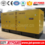 Gerador Diesel de China Weichai Weifang 100kVA 80kw com a bateria 24V