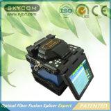 Colleuse de épissure de fusion de machine de câble fibre optique de Skycom