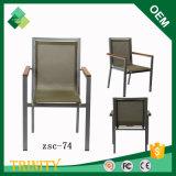 鋼鉄(ZSC-74)の屋外のためのJanpanese様式の金属の椅子