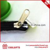 Saco cosmético do PVC da fábrica da boa qualidade com simplesmente estilo